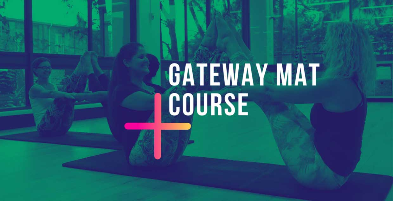 pilates gateway course